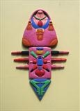 Jeremy Turner - Desire : Jeremy Turner Woodcarver : Recent Wall Pieces and Relief Carvings