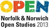 Tracey Ross - NORFOLK OPEN STUDIOS 2013