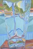 Fishing-port-through-glass-vase-1