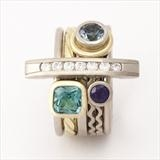 Stacking-ring-with-diamond-bridge-blue-sapphire-plus