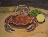 Crab-and-lemon