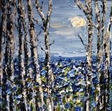 Birch-Trees-with-Moon-Beyond