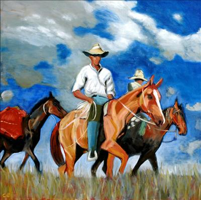 Cuban Cowboys, 2006