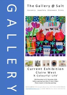 Claire West - A Colourful Life