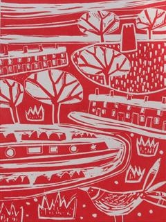 Claire West - Masterclass Printmaking and Jewellery Exhibition