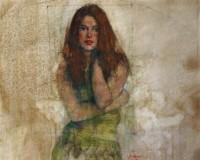 Michael Hyam New Paintings At Adam Gallery