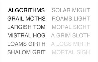Nicky Hirst - Algorithms, Grail Moths, Largish Tom...
