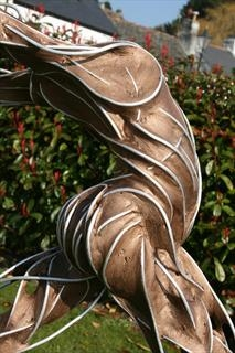 Penny Hardy - Little Wittenham Sculpture Trail, Oxford Artweeks