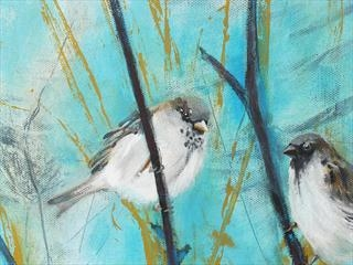 Shirley Vauvelle - North Yorkshire Open Studios