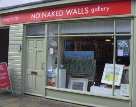 No Naked Walls
